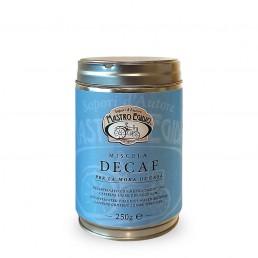 caffè decaffeinato (decaffeinated coffee) di