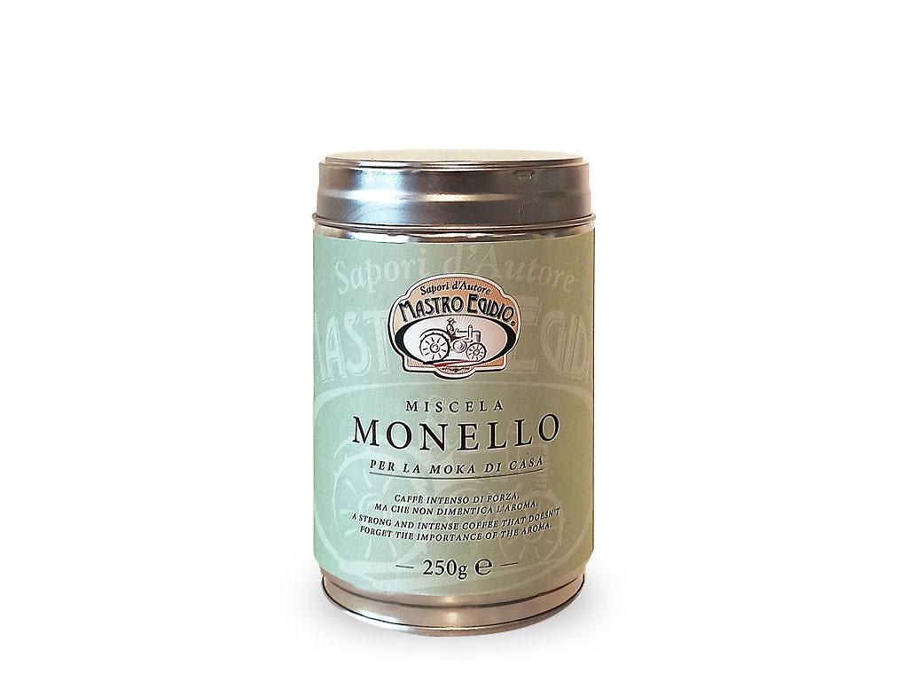 """caffè miscela monello (coffee blend) di """"Mastro Egidio"""" di Italia dei Sapori"""""""