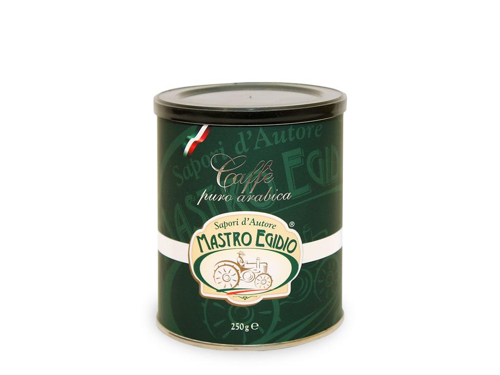 """caffè puro arabica (arabica coffee) di """"Mastro Egidio"""" di Italia dei Sapori"""""""