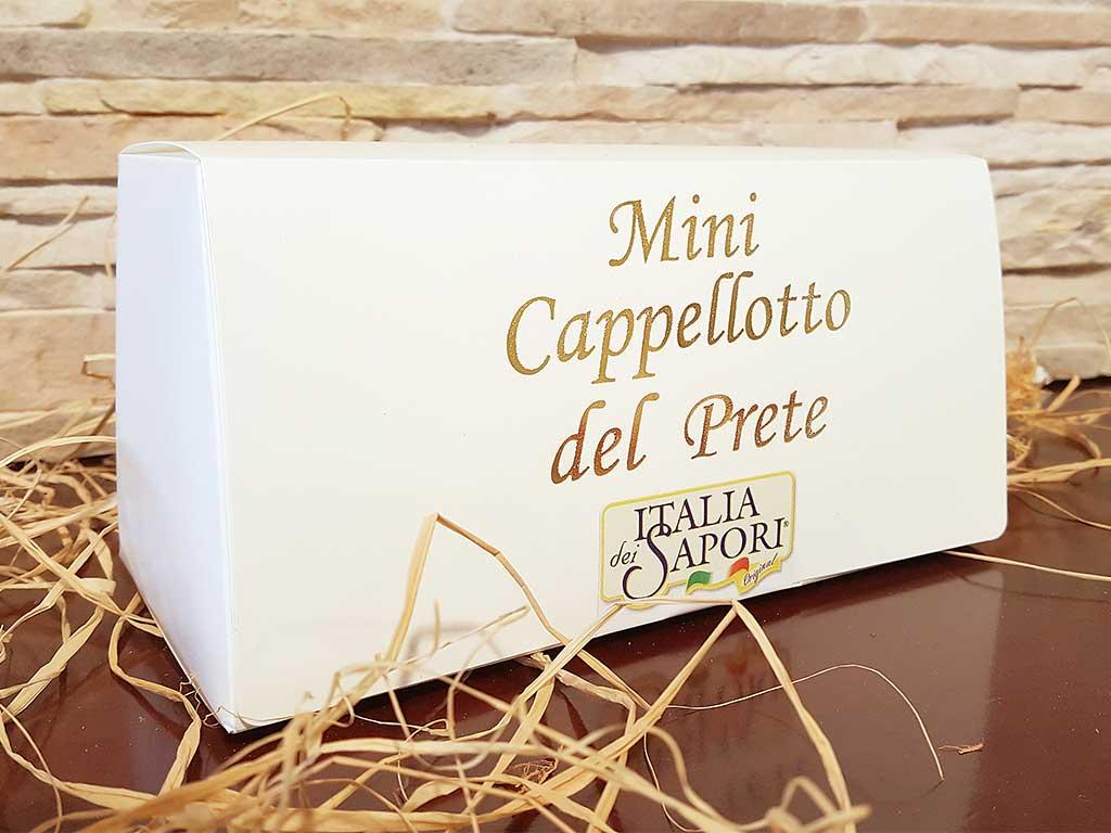 """Mini Cappellotto del Prete cotto de """"I Salumi di Cantina"""" di Italia dei Sapori"""