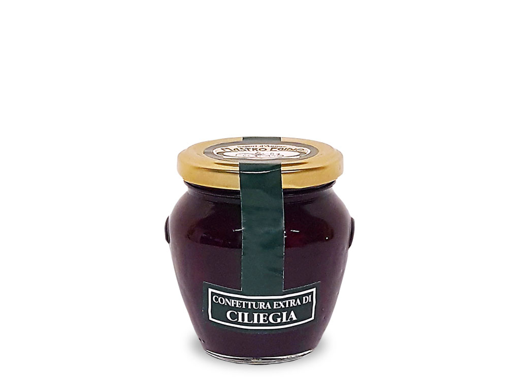 """confettura extra di ciliegia (cherry jam) di """"Mastro Egidio"""" di Italia dei Sapori"""""""
