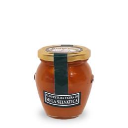 confettura extra di mela selvatica (wild apple jam) di