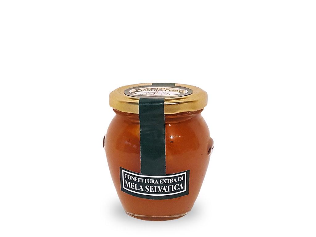 """confettura extra di mela selvatica (wild apple jam) di """"Mastro Egidio"""" di Italia dei Sapori"""""""