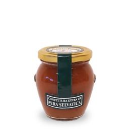 confettura extra di pera selvatica (wild pear jam) di