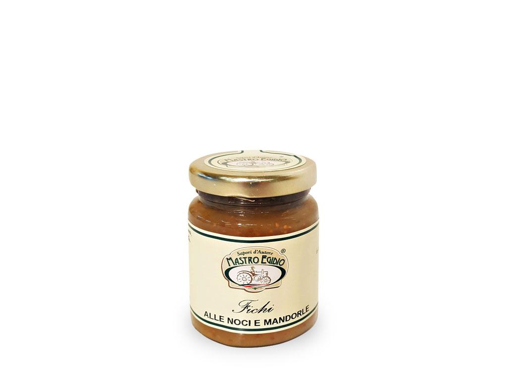 """fichi alle noci e mandorle (per formaggi e carni) di """"Mastro Egidio"""" di Italia dei Sapori"""""""