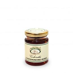 golosità di peperoncino rosso (per formaggi e carni) di