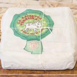 la capretta tenerina formaggio di capra (caprino)