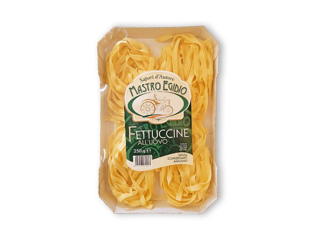 """fettuccine (pasta all'uovo secca / dry egg pasta) di """"Mastro Egidio"""" di Italia dei Sapori"""""""