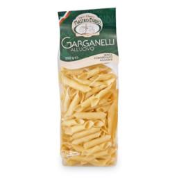 garganelli (pasta all'uovo secca / dry egg pasta) di