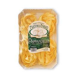pappardelle (pasta all'uovo secca / dry egg pasta) di