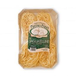 tagliatelline (pasta all'uovo secca / dry egg pasta) di