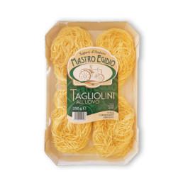 tagliolini (pasta all'uovo secca / dry egg pasta) di