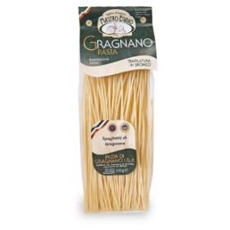 spaghetti pasta di gragnano igp di