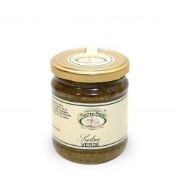 salsa verde (per formaggi e carni) di