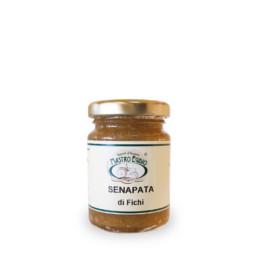 senapata di fichi per formaggi e carni (fig mustard) di