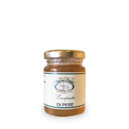 senapata di pere per formaggi e carni (pear mustard) di