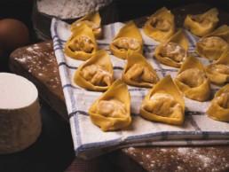 tortelloni ricotta e prezzemolo pasta fresca ripiena italia dei sapori